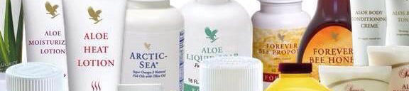 Nyeri Forever Living Products Stores: Natural Health Supplements