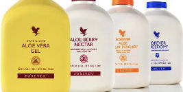 Aloe Vera Gel, Berry Nectar, Forever Freedom, Bits N' Peaches in Kenya